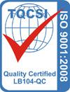 9001-2008-LB104-RGB